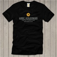 Auric Goldfinger Noir