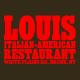 Le Parrain, Louis Restaurant